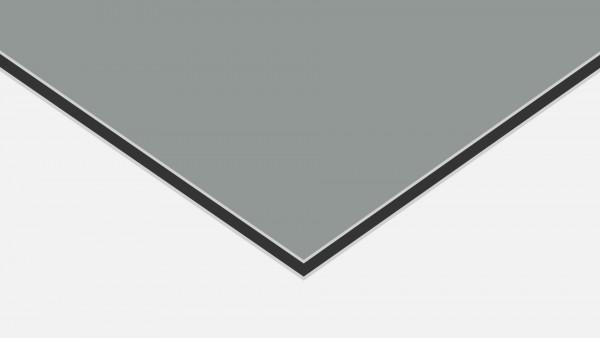 Alu-Verbund DIBOND ® Aluminium-metallic (RAL 9006)
