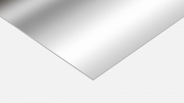 Edelstahlblech V2A blank 1.4301